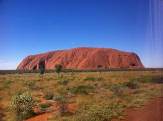 Ayres Rock - Northern Territory