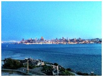 Alcatraz - San Francisco - California - USA