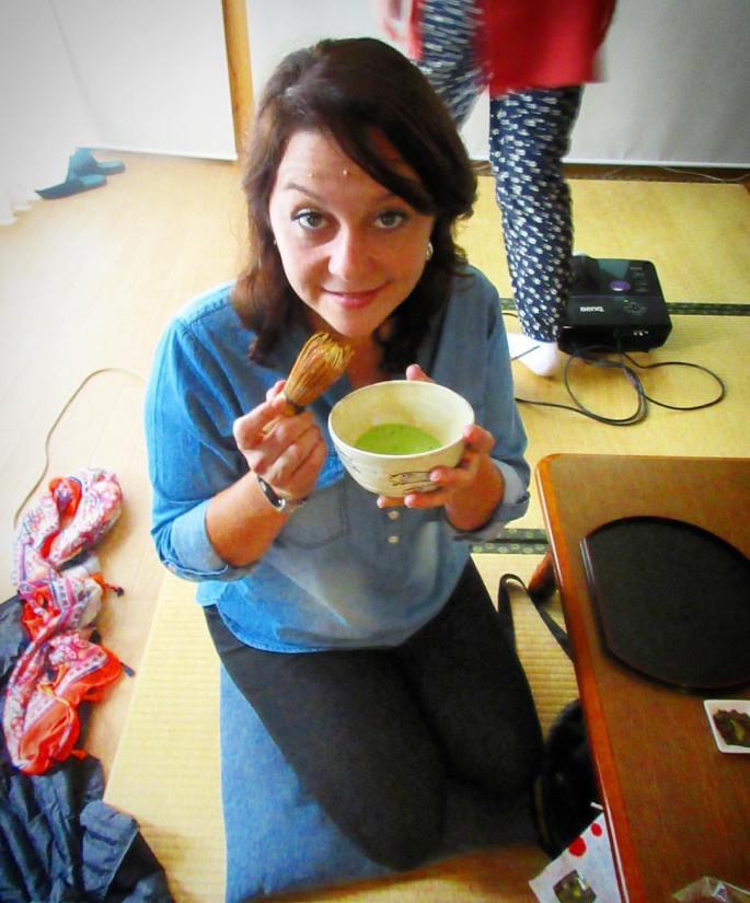 Green Tea Class